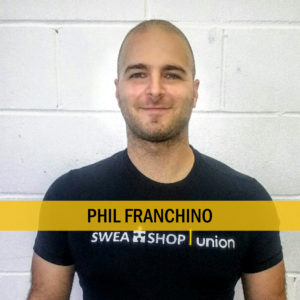 Phil Franchino Personal Trainer